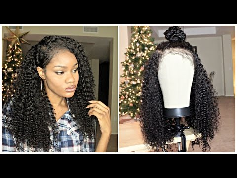 How I Make My 360 Lace Frontal Wigs | Hair By DYHair777