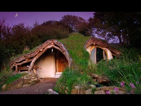 Build your own hobbit home