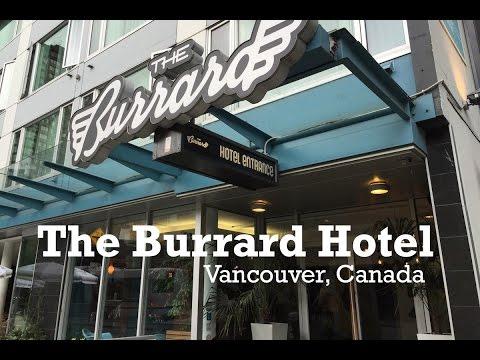 The Burrard Hotel, Vancouver, Canada