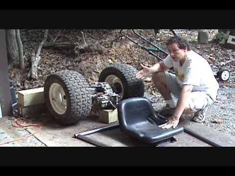 Go Kart Project Part 1