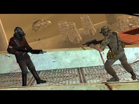 Gmod NPC Battle Championships - Ninjathief vs General Zed