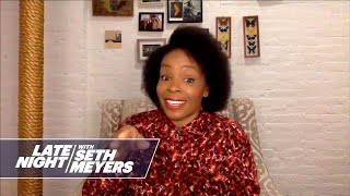 Amber Ruffin's Experience with the Police: When I Tell You to Stop, You Stop
