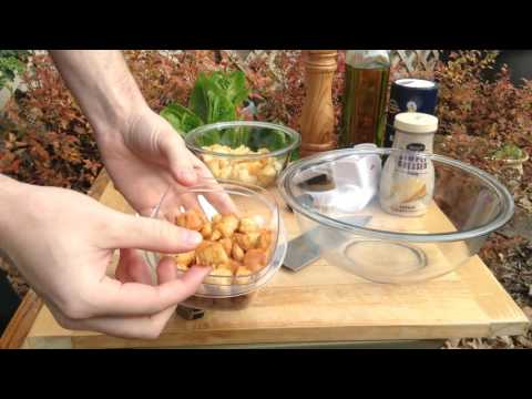 How to Make Perfect Croutons & Caesar Salad