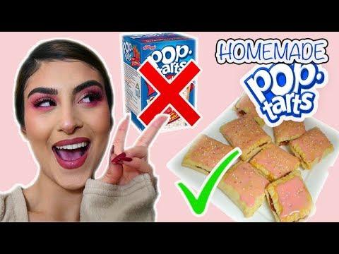 HOMEMADE POP TARTS FT MY BOYFRIEND