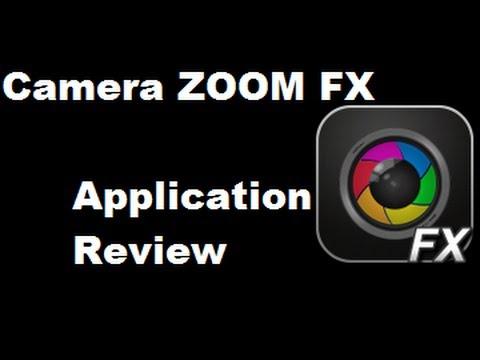 Camera ZOOM FX v5.0.6