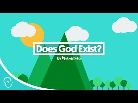 Does God Exist? (Motion Graphic Explainer)