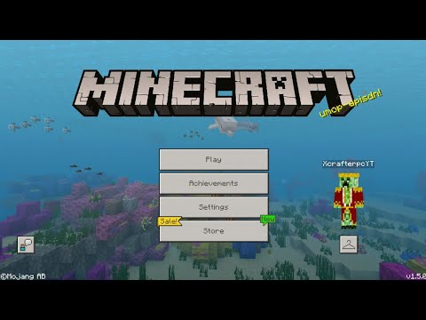 Minecraft 1.2 | HOW TO LOGIN IN/SIGN UP TO AN XBOX LIVE ACCOUNT!! + TUTORIAL & GAMEPLAY!!