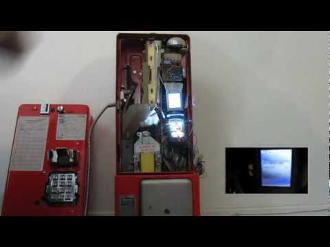 Cell Phone Payphone - IT WORKS