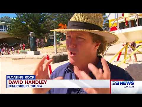 Cottesloe sculpture | 9 News Perth