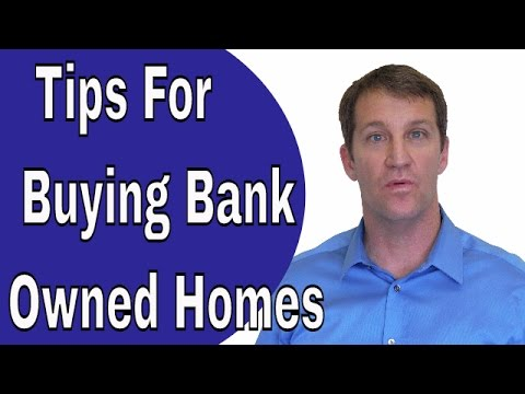 Real Estate Home Buying Tips for Bank Owned - Lance Mohr - Tampa Raltors
