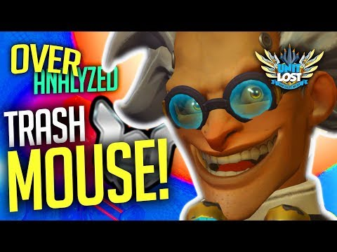 Overwatch Coaching - TRASH MOUSE JUNKRAT! [OverAnalyzed]