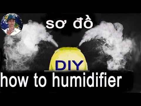 homemade nebulizer circuits air humidifier