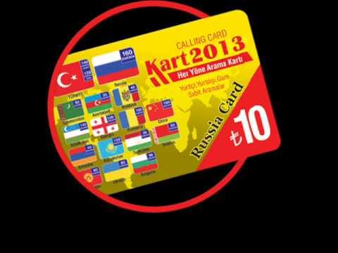 Kart 2013, Kart 2013, Kart2013 :: International Call Charges