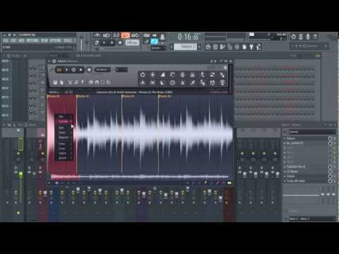 How To Save Your Sample After Chopping In FL Studio 12 | 2016
