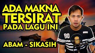 ABAM BOCEY - SIKASIH (OFFICIAL LIRIK VIDEO)    REACTION