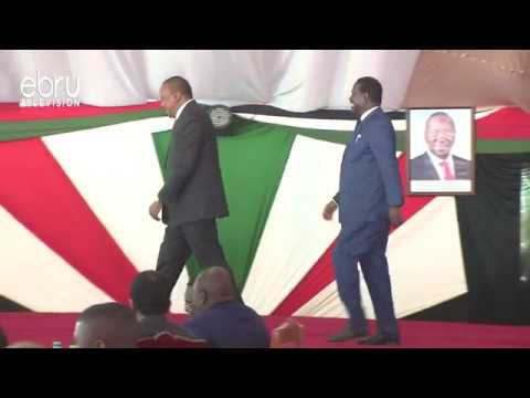 How NASA & Jubilee Exchanged Light Moments at The National Prayer Breakfast
