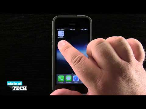 iPhone 5S Quick Tips - Add a URL Shortcut to the Home Screen