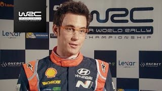 "WRC 2017: Driver Profile ""Thierry Neuville"""