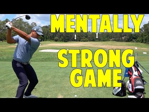Get Your Golf Game Mentally Strong