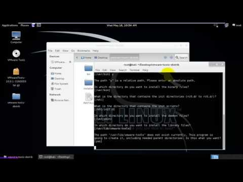 How to Install VMware Tools in Kali Linux