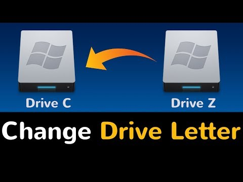 How to Change a Drive Letter on Windows 10