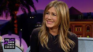 Jennifer Aniston Has a