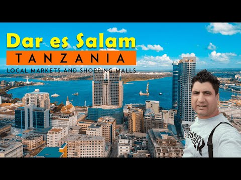 Xxx Mp4 A Full Busy Day In Dar Es Salaam Tanzania Africa 3gp Sex