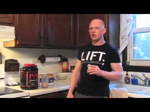 MTS Whey Coconut Chocolate Cookie Review