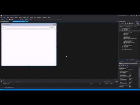 C# - Simple Web Browser | With JavaScript Injection