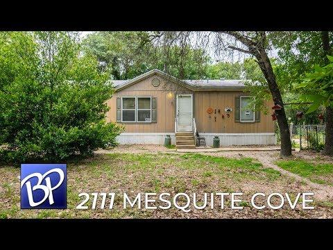 For Sale: 2111 Mesquite Cove, San Antonio, Texas 78264