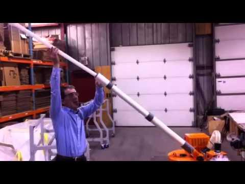 Dextrite - fluorescent disposal