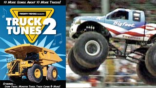 Truck Tunes 2 - More Truck Videos for Kids FULL VIDEO