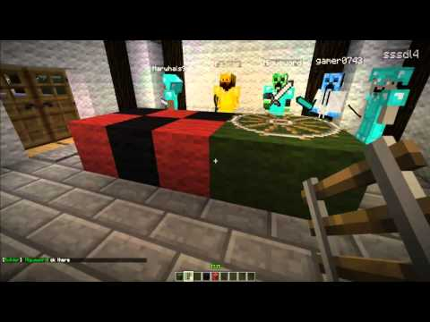 How to make a Roulette Table in Minecraft! [Minecraft Furniture Episode 27]