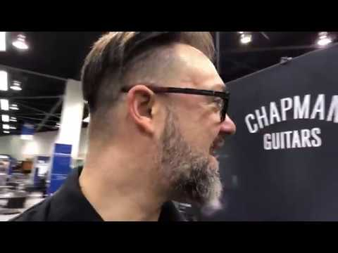 Chapman Guitars At NAMM 2018 - Quick look