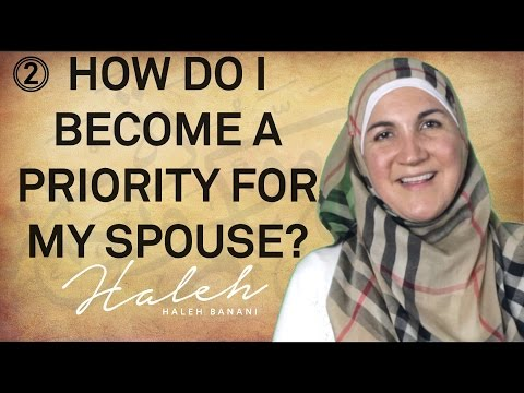 Marriage Counseling Question 2: How Do I Become A Priority For My Spouse?