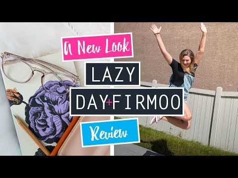 My New Look // Lazy Days + New Glasses!