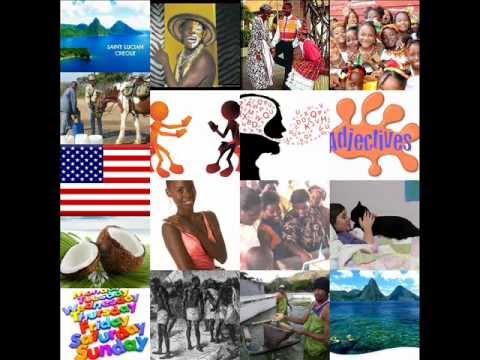Saint Lucian Creole video