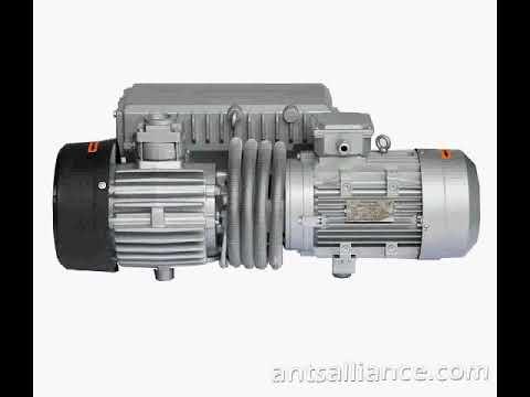 homemade vacuum pump for air application