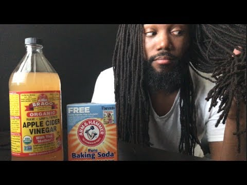 ACV + Baking Soda Deep Cleaning Wash || Fantastic Results!!!