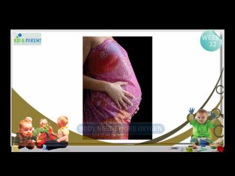 32 Weeks Pregnant Video