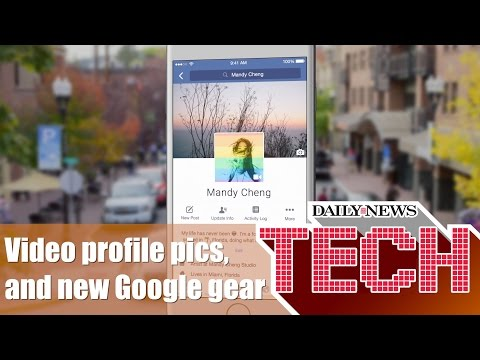 Facebook profile videos and new Google gadgets : Daily News Tech