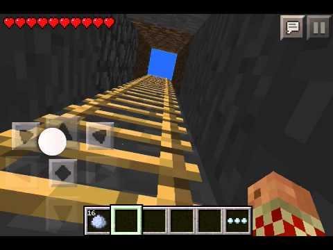 Minecraft pe adventure map save notch