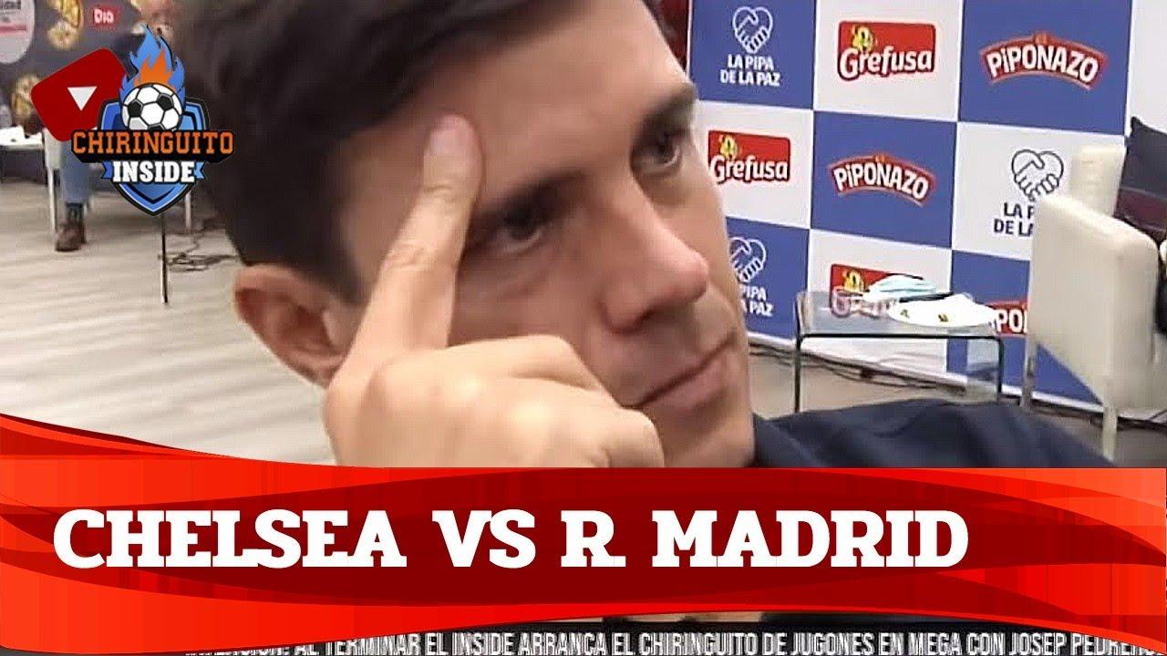 CHELSEA - REAL MADRID con EL CHIRINGUITO | Semifinal Champions League Vuelta