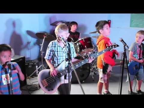 We WIll Rock You  - The Lost Airplanes - Studio Arts Academy & Rock School