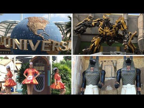 Universal Studios Singapore Best Rides