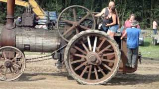 Steam Engine Tractor Pull