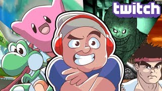 PLAYING ALL KINDS OF GAMES MAH BOYS! [TWITCH HIGHLIGHTS] [#02]