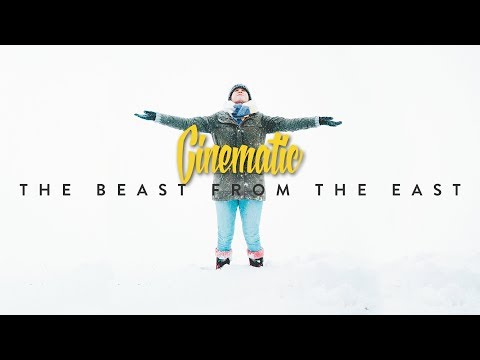 The Beast from the East | SNOW DAY | CINEMATIC