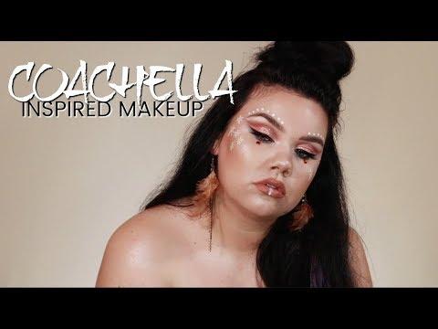 Coachella Inspired Makeup!