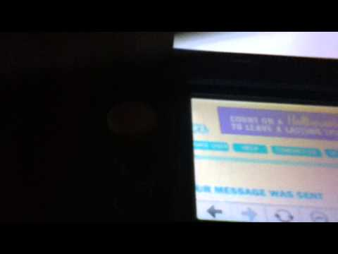 How to send text messages from 3DS/DSi!